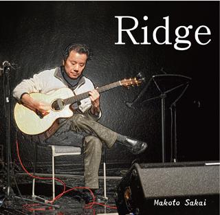 CD(Ridge)ジャケット2