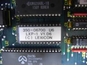 Lexicon LXP-1