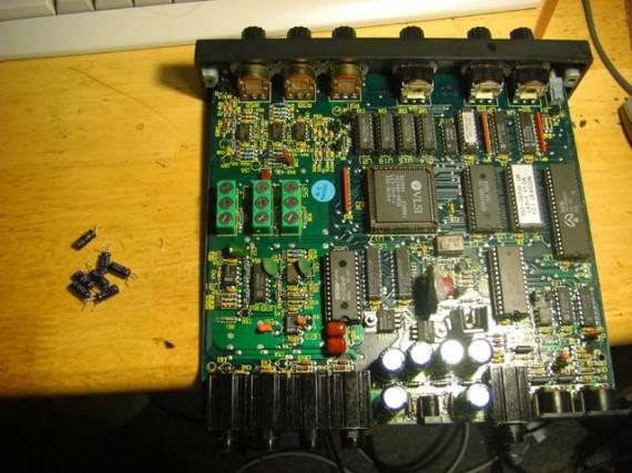 LXP-1 CHINA版の改造
