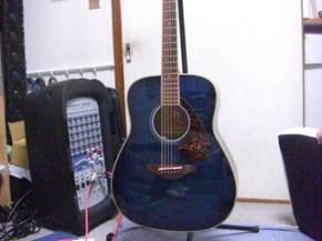 YAMAHA FG-720S