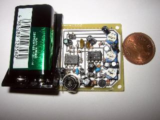 電池と基板