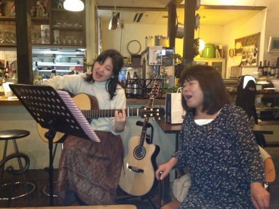 蘭子&Noriko