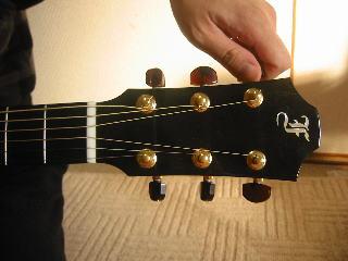 3.アコースティックギターの弦の張り替え方