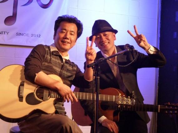 Kazumaro & Sakai