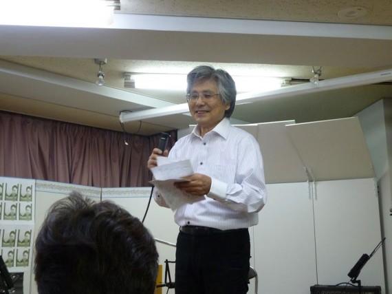 吉田峰男さん