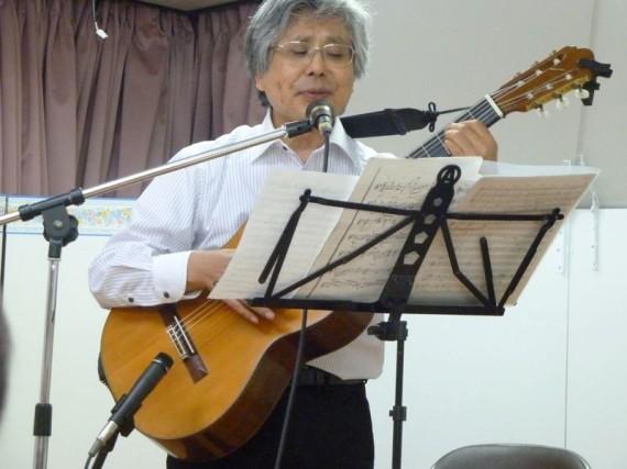 吉田 峯男さん