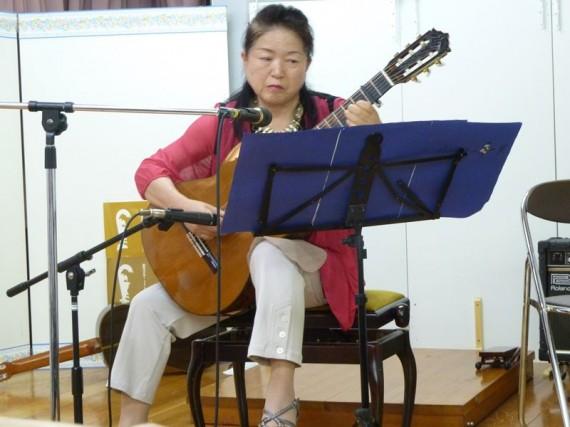 岡 幸子さん