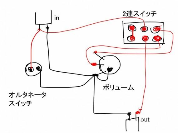 ミート&ボリューム回路2