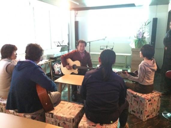 オープンギター教室