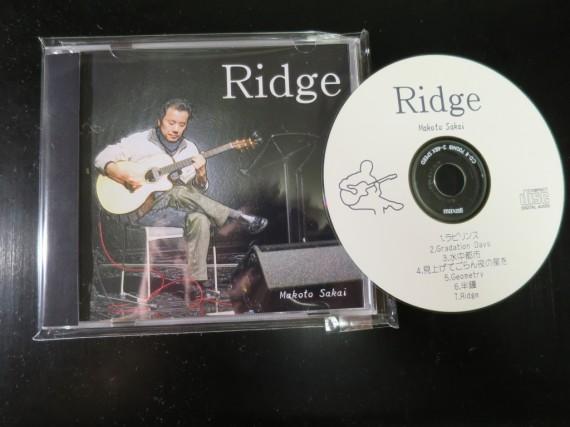 サード・アルバム「Ridge」