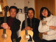 TSギター教室のレッスン模様